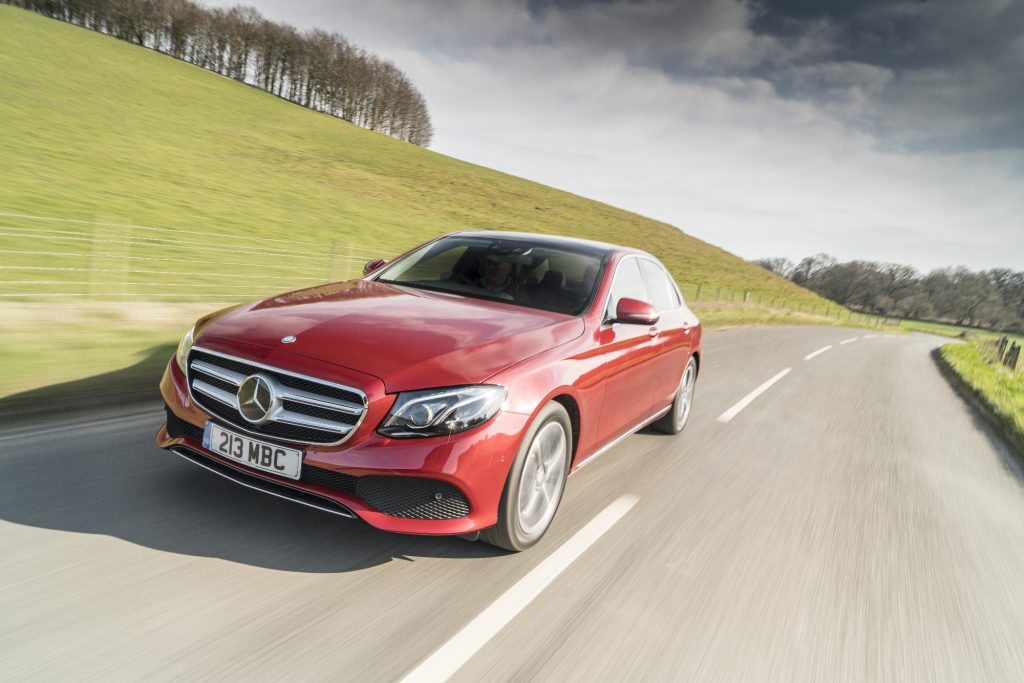 E Class Mercedes Benz Poole Cropped 2