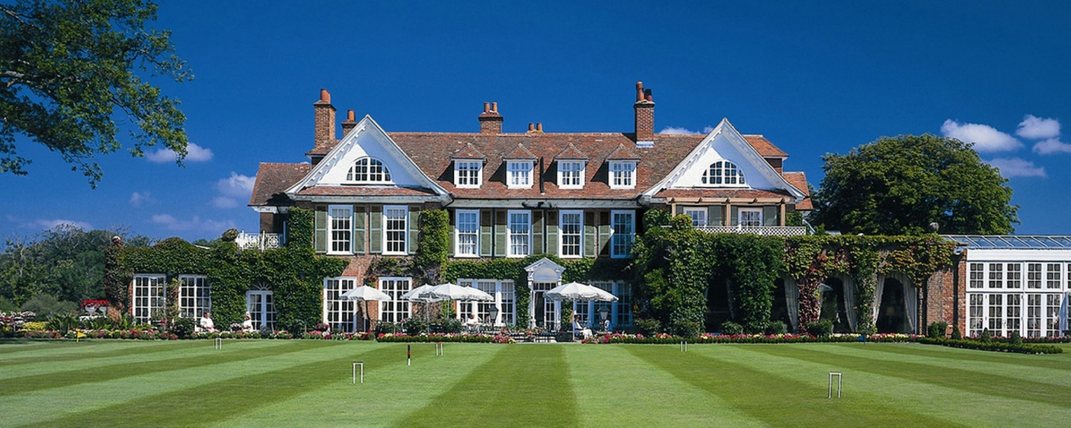 Lovett International Team Up With The Chewton Glen Hotel and Spa