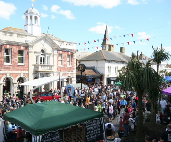 Christchurch Food Festival Weekend 6th-7th May