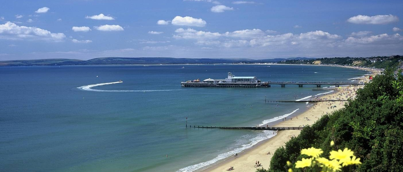 Bournemouth Beach Named Best in UK