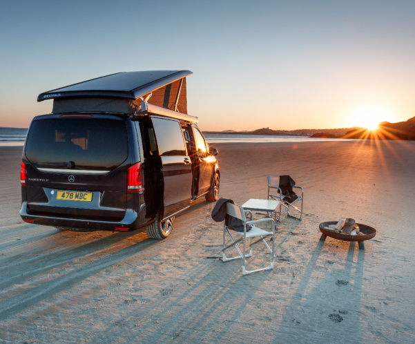 Mercedes-Benz Deliver in Style With the V-Class Marco Polo