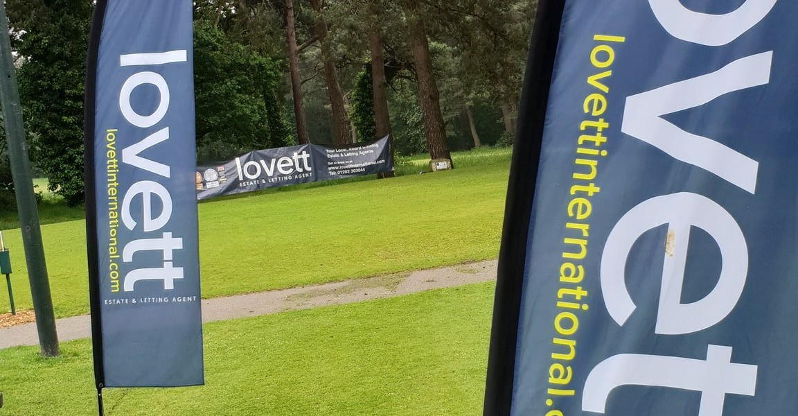 Bournemouth Estate Agents Sponsor Festival of Golf at Queens Park