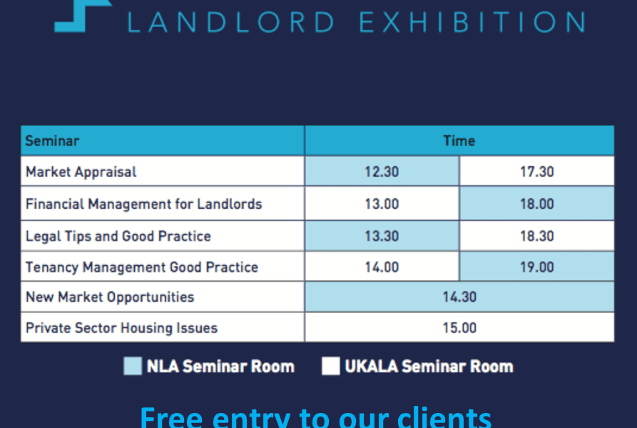 Bournemouth Landlord Exhibition