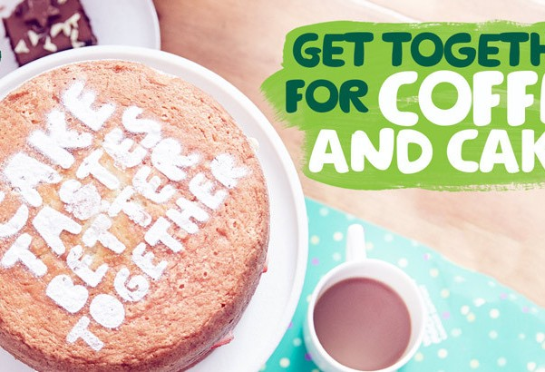 Join Us For Coffee, Cake and A Chat
