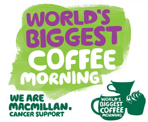 Macmillan Coffee Morning Countdown