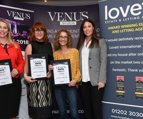 Meet Our Finalists of the Venus Awards
