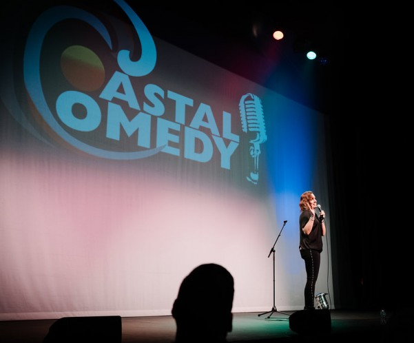 Coastal Comedy – A Christmas Special