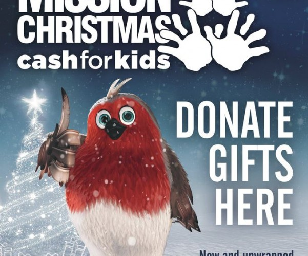 Lovett Support Wave 105's CashForKids Campaign